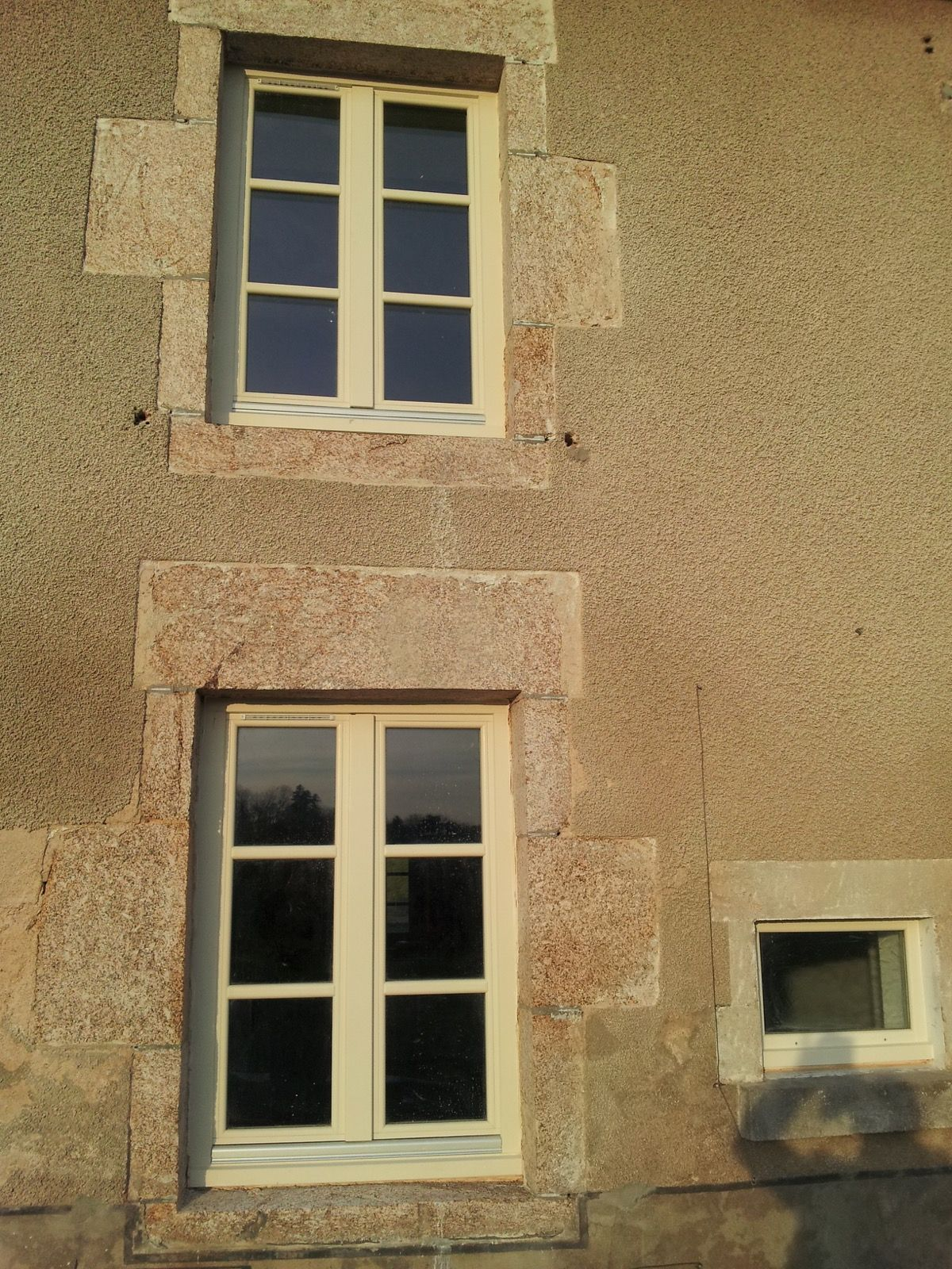 Rénovations fenêtres en bois